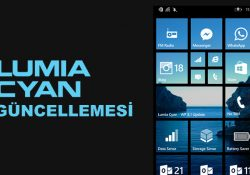 Lumia Cyan Güncellemesi Windows Phone 8.1