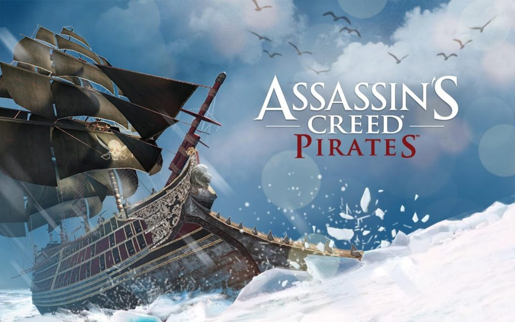 assassin's creed pirates mobil