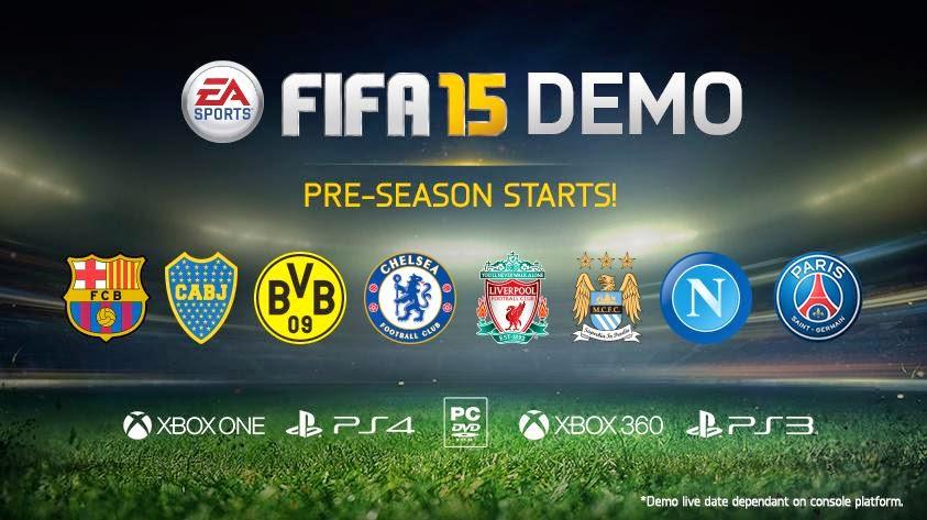 Fifa 2014 Demo Торрент