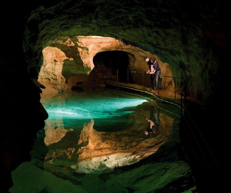 jenolan mağarası avustralya