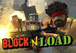 Block N Load Beta Key