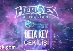 Heroes of the Storm Beta Key Çekilişi