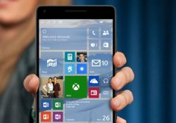 Windows Phone,Windows 10 Teknik Önizleme Güncellemesi