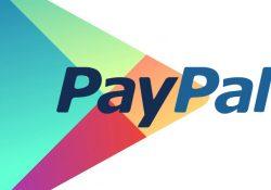 Google Play Store'ye Paypal İle Ödeme Geldi!
