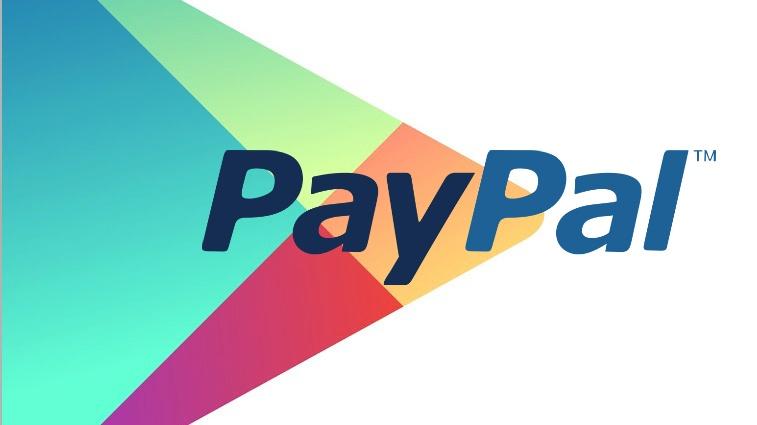 google play store paypal ödeme