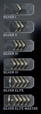 cs go gümüş rütbeler