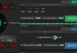 CS:GO Jackpot ve Bahis Sitesi Skins2.com
