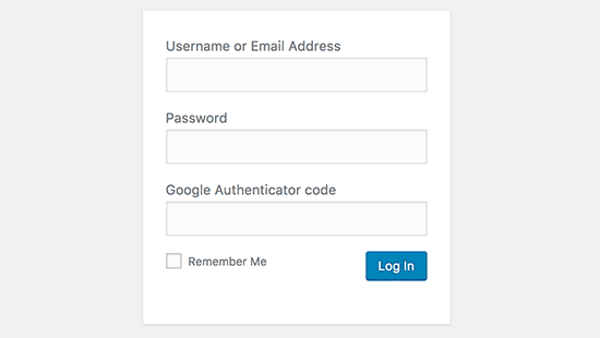 google authenticator güvenlik