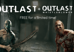 [Ücretsiz Steam] Outlast + Outlast Whistleblower
