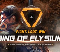 ring of elysium battle royale